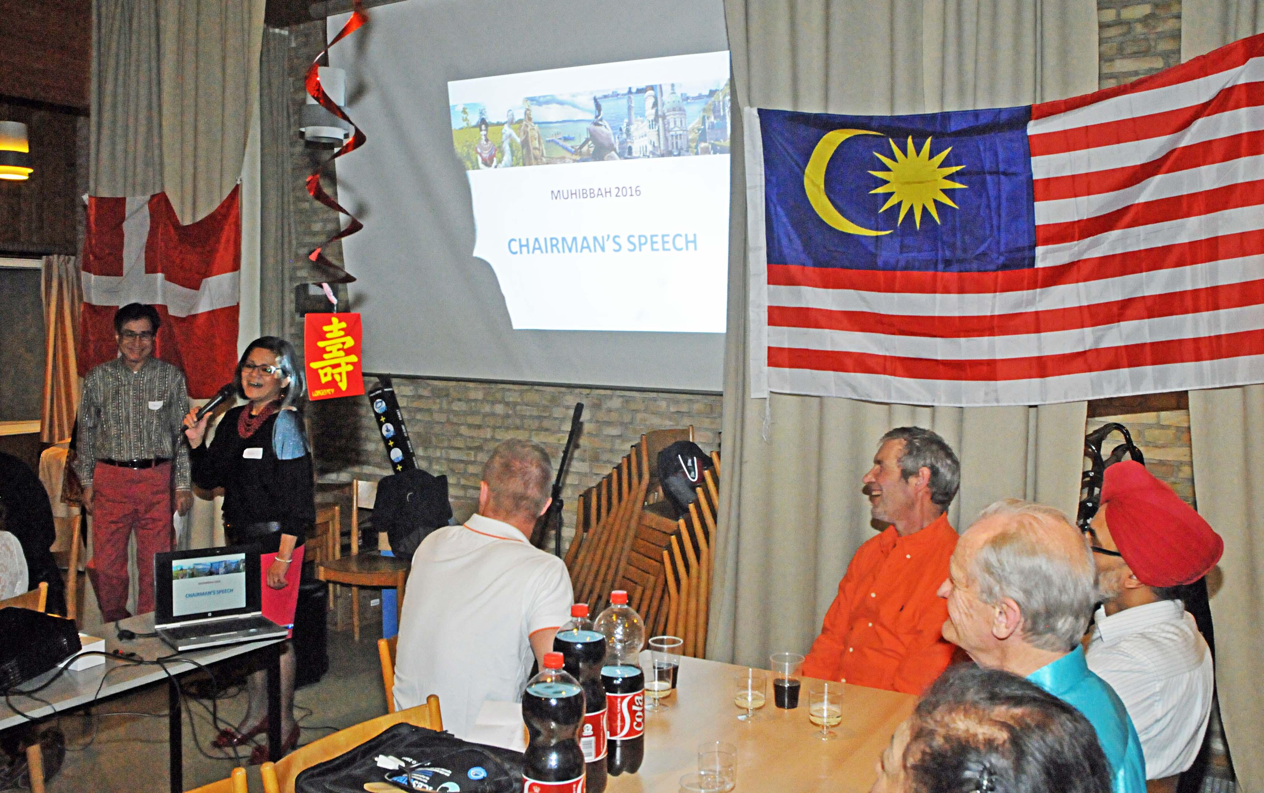 ! Photo HASSE FERROLD MALAYSIA DENMARK MUHIBBAH 27 02 2016 1
